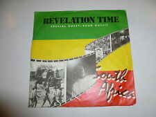 "REVELATION TIME - South Africa - 1988 Dutch 2-track 7"" Juke Box vinyl single"