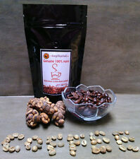 Genuine 100% pure Wild Civet Coffee Kopi Luwak Fresh Roasted Beans 100g
