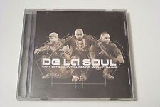 DE LA SOUL - ART OFFICIAL INTELLIGENCE: MOSAIC THUMP CD 2000 Xzibit Busta Rhymes
