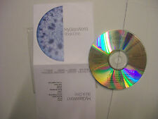 MY GLASS WORLD Book One – 2011 UK CD Promo – Pop - RARE!