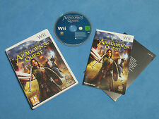 LOTR: ARAGORN'S QUEST   game for Nintendo Wii *Complete*UK stock*24H disp.