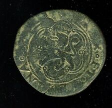 Nice Coin Autentic RRCC  4  MARAVEDIS CUENCA  30 MM