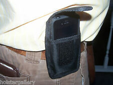 Fits Apple IPhone 4 with Otter Box Protech Cell Phone Holster Case has belt loop