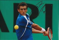 Marin CILIC Signed 12x8 Autograph Photo AFTAL COA Croatian Tennis ATP Tour