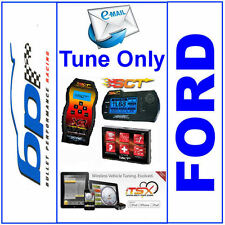 Email Tunes FORD SCT FLASH TUNER - BA BF FG 6Cly NA =  Turbo ECU Conversion