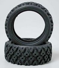 Tamiya 1/10 Rally Block Tire (2) TAM50476