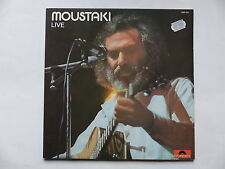GEORGES MOUSTAKI Live 2669 023