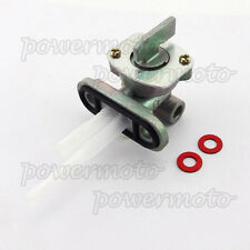 Gas Fuel Tap Switch Tank Petcock For PW80 TTR125 DRZ400 Dirt Pit Motor Bike