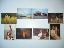 Lot  8  Cartes Postales   DAVID  HAMILTON   Postcards   Jeunes Filles  Girls