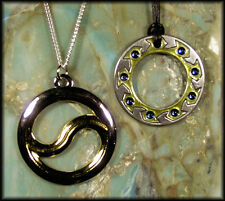 Xena Chakram Necklace Set
