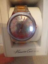 Kenneth Cole New York Watch, Women's Stainless Steel & Rose Gold  KC4829