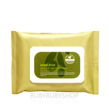 [INNISFREE] Olive Real Cleansing Tissue - 30sheet
