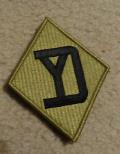 ARMY PATCH, 26TH INFANTRY BDE COMBAT TEAM (MULTI CAM) COLOR W/ VELCR