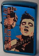 Zippo elvis presley that's all right, Limited Edition