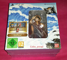 ONE PIECE PIRATE WARRIORS 2 COLLECTOR PS3 NEUF SOUS BLISTER VERSION FRANCAISE