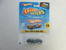 2009 Hot Wheels Color Shifters Shelby Cobra 427 S/C