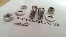 Suzuki GT750 GT550 GT380 stainless steel torque arm bolt set