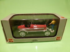 LA MINI MINIERA RIO 1:43 - ALFA ROMEO P3   - IN ORIGINAL BOX -   GOOD CONDITION