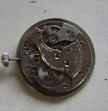 VINTAGE WALTHAM WATCH 17J SWISS MOVEMENT A.S. 1686 GOOD BALANCE MILITARY DIVER