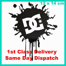 DC Ken Block SPLAT Car Sticker Decal Hoonigan Monster Energy Snowboard 12*14cm
