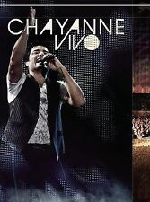 Vivo [CD & DVD] by Chayanne Sealed ! Live
