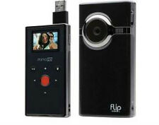 PURE Digital Flip Video MinoHD F460 4GB Camcorder F460B Black BRAND NEW