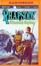 The Symphony of Ages: Rhapsody : Child of Blood 1 by Elizabeth Haydon (2015,...