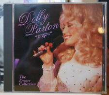 DOLLY PARTON THE ENCORE COLLECTION COMPACT DISC BMG 1997