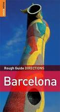 Rough Guide Directions Barcelona by Jules Brown (Paperback, 2008)