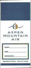 Aspen Mountain Air ticket jacket wallet [6124] Buy 4+ save 50%