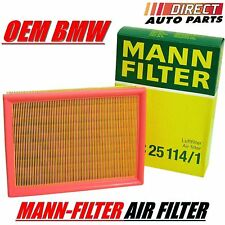 OEM BMW Air Filter Mann-Filter C25 114/1 323 325 328 330 525 528 530 M3 X3 Z4