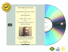 Jesus the son of Mary, or, The doctrine of the Catholic church upon eBook CDROM