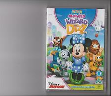MICKEY MOUSE CLUBHOUSE MINNIES THE WIZARD OF DIZZ DVD KIDS