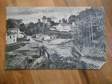 Old Vintage Postcard Hot Springs Village Ribeira Grande S Miguel Acores Portugal