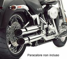 80500-07 Marmitte terminali scarico Screamin Eagle Harley Softail e Crossbones