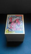 1991 Impel Marvel Universe Series 2 Trading Cards / Complete 162 card set