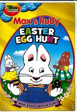 NEW   DVD // TREEHOUSE // MAX AND & RUBY // EASTER EGG HUNT // CHILDREN // 65min