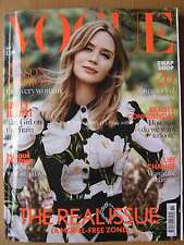 Vogue November 2016 Emily Blunt The Girl on the Train Model Free Zone New Season