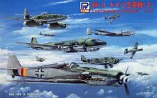Pit-Road Skywave S-19 German Luftwaffe Aircraft 2 1/700 scale kit