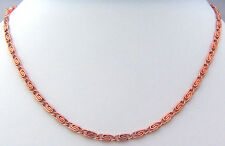 "Copper Neck Chain Necklace 18""  Wheeler Sunrise Healing Arithitis Pain cn 01 NEW"