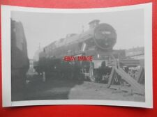 PHOTO  LMS STANIER JUBILEE 4-6-0 LOCO 45596 BAHAMAS AT STOCKPORT 7/65