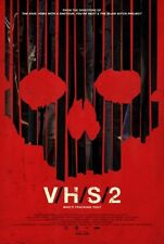 V/H/S/2 [2 Discs] [Blu-ray/DVD] [Includes VH (Blu-ray Used Very Good) BLU-RAY/WS