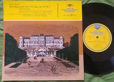 """HAYDN - String Quartet #77 (Kaiser) KOECKERT QUARTETT DGG 10"""" ED1 TULIP EX"""