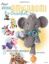 Animal Amigurumi to Crochet (Annie's Crochet)