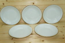 Winterling Marktleuthen Bavaria Lot of (5) Soup or Cereal Bowls, 7 1/2""