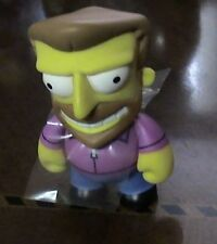 "Kidrobot-Simpsons 25th Anniversary Series- -3"" Hank Scorpio figure"