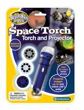 Brain Storm Childrens Space Torch & Room Projector