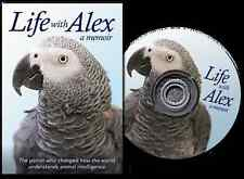 LIFE WITH ALEX DVD - African Grey Parrot