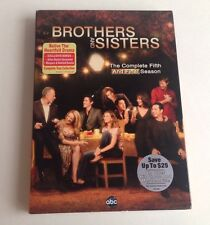 BROTHERS AND SISTERS: The Complete Fifth and Final Season 5 ~ [5 DVD-Set] Abc