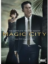 Magic City: The Complete Second Season [3 Discs] (2013, DVD NEUF) WS3 DISC SET